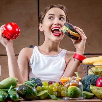 Przejmij odpowiedzialność za swoją dietę