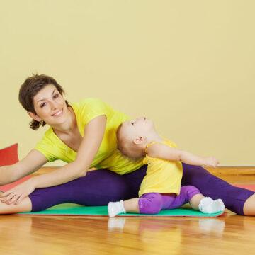 Jak ćwiczyć z dzieckiem – patenty na starszaka