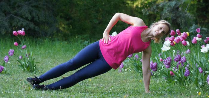 15 skutecznych ćwiczeń na płaski brzuch