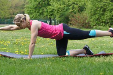 Jak wrócić do treningów po porodzie