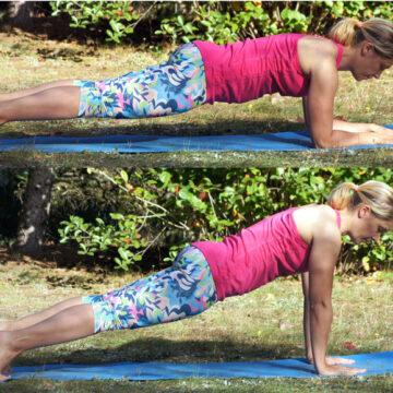 Plank, ćwiczenie idealne?