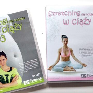 DVD z ćwiczeniami dla kobiet w ciąży – moje recenzje cz.4