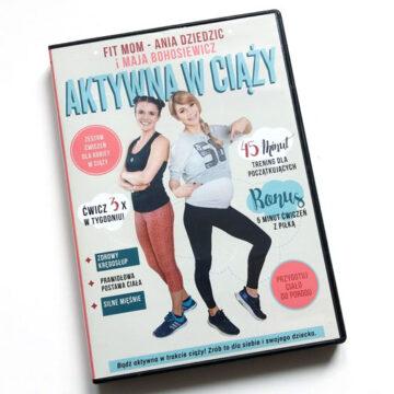 DVD z ćwiczeniami dla kobiet w ciąży – moje recenzje cz. 2