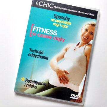 DVD z ćwiczeniami dla kobiet w ciąży – moje recenzje cz.3