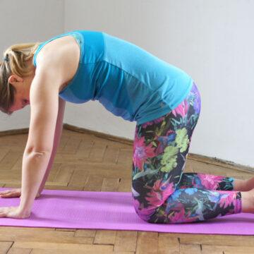 Czy kręgosłup w ciąży musi boleć?