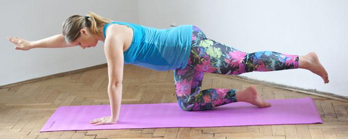 ból kręgosłupa w ciąży