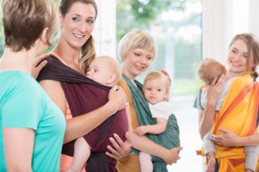 Ćwiczenia z dzieckiem w chuście – zasady