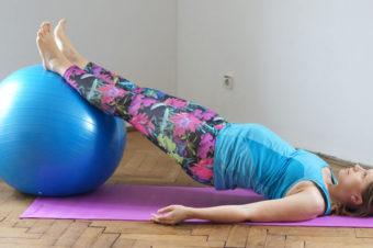 Trening mięśni dna miednicy w ruchu