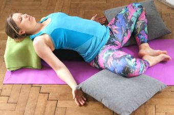 Dolegliwości ciążowe a trening