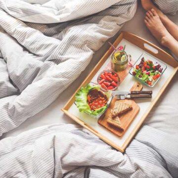 Jak dietą wspomóc regenerację poporodową